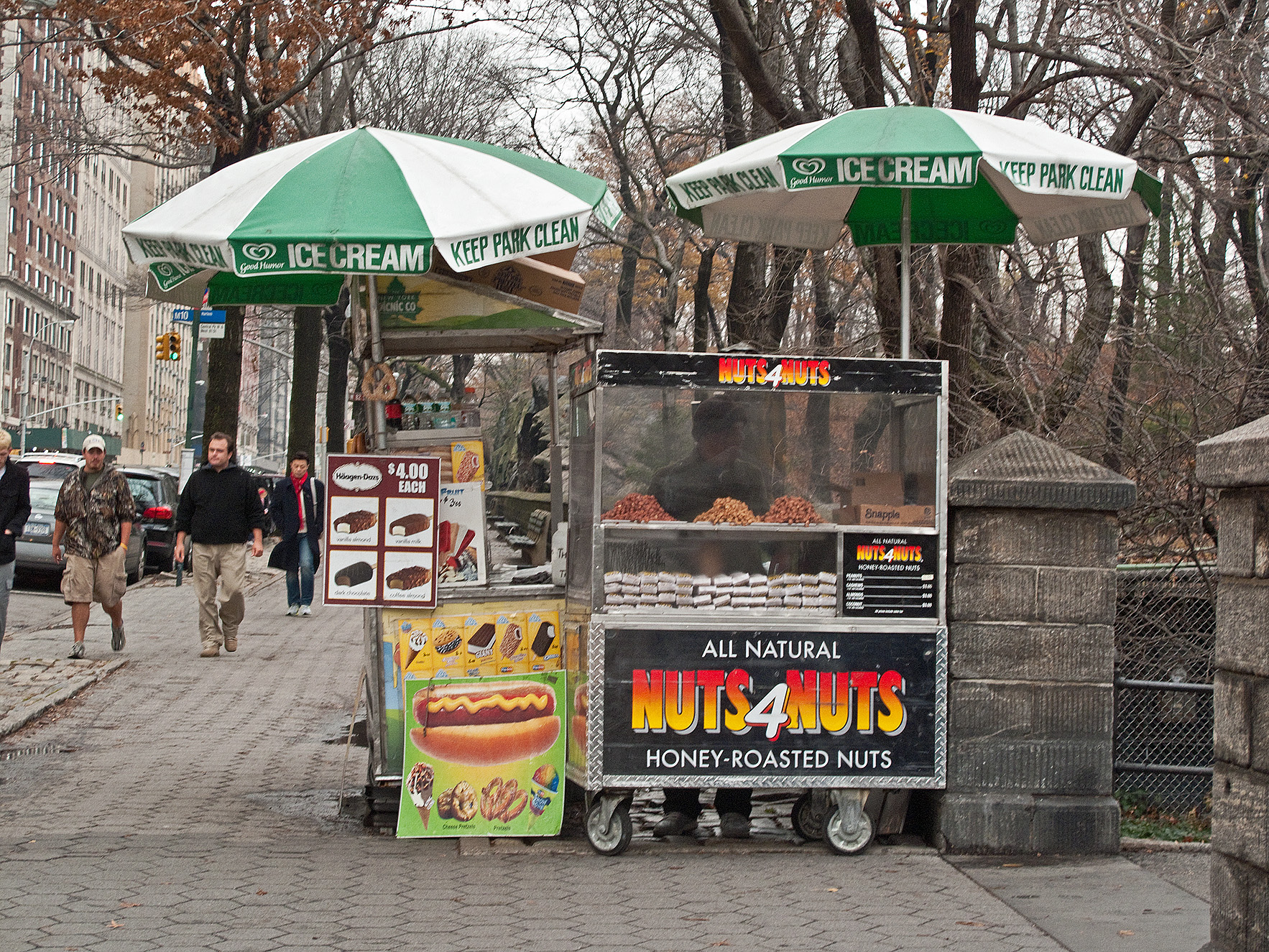 Street Vendor Lawsuit