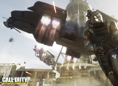 'Call of Duty: Infinite Warfare' design director talks about the story's inspirations