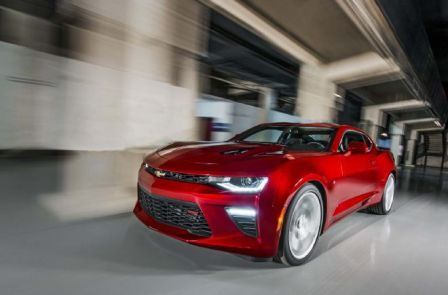 GM: New Camaro warranty will be honored even for parts failures on track