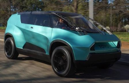 Clemson University and Toyota build 'uBox' concept car for Gen Z buyers