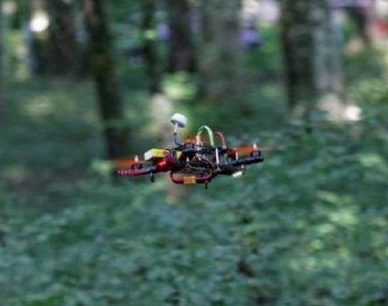Swiss researchers develop 'intelligent' rescue drone