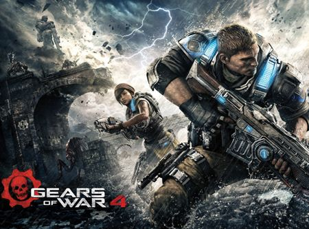 Microsoft announces two new bundles that pair 'Gears of War 4' with Xbox One S