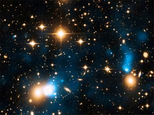 Hubble captures image of Milky Way's brightest stars