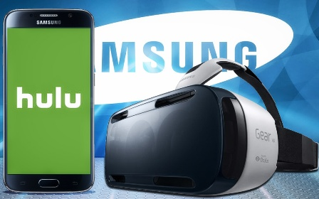 Hulu launches app for Samsung Gear VR headset