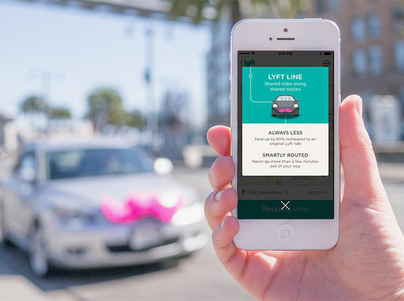 Lyft announces new multi-stop feature