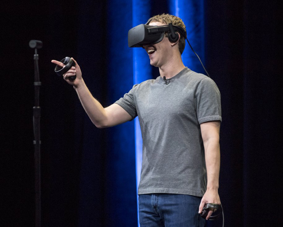 Oculus working to bring your hands in virtual & augmented reality: Zuckerberg says