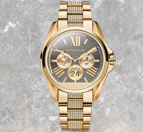 Casio, Michael Kors set to foray into Android Wear smartwatch market