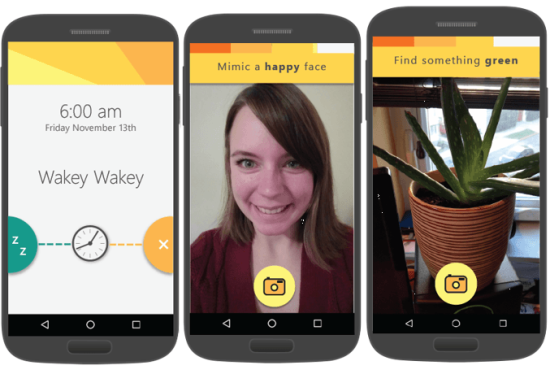 Sounds Pretty Amazing! Microsoft's New Alarm App makes you feel like Insane in Morning