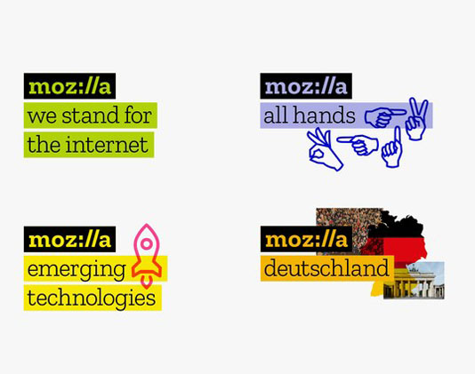Mozilla unveils really simple new logo