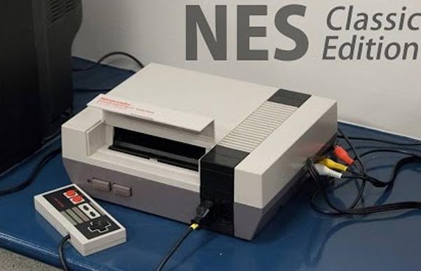 NPD: Nintendo sold nearly 200,000 NES Classic Edition consoles in the US in Nov.