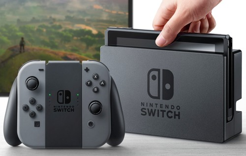 Nintendo Switch will likely be priced between £250 and £299 in UK