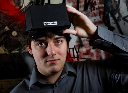 "Palmer Luckey: Success of immersive medium depends on its ""use"" by people"