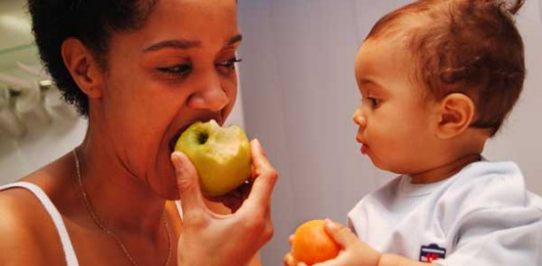 'Often and early' gives children a taste for vegetables