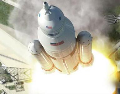NASA plans to launch SLS into orbit