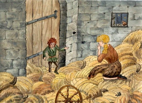 New Research Dispels 'Rumpelstiltskin' and 'Beauty and the Beast' to be Recent Inventions