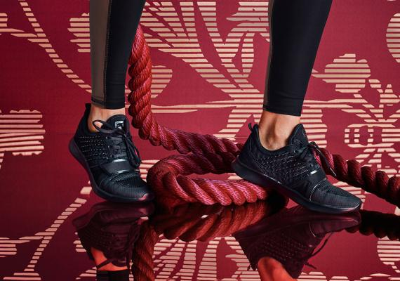 Fabletics Launched a New Line of Footwear and Fans are Raving