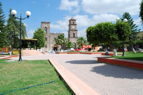 Church Arroyo Seco