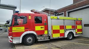 Roving Fire Engines