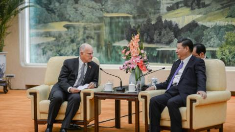 California and China Sign Deal for Clean Technology