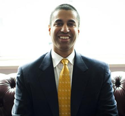 FCC commissioner Pai to succeed Wheeler as chairman