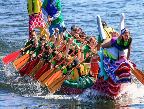Annual Dragon Boat Festival hopes to raise $200,000 to support cancer programs in Vermont
