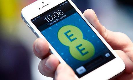 EE to provide blanket 4G mobile internet across UK