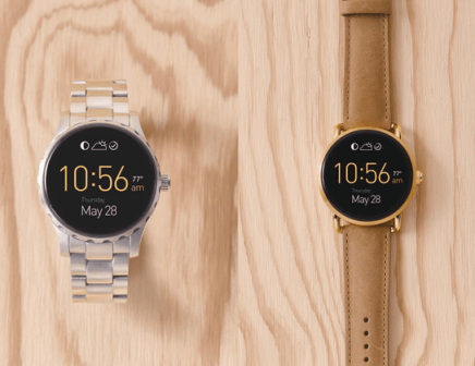 New Fossil Android Wear Smartwatches Available For Pre-Order This Friday