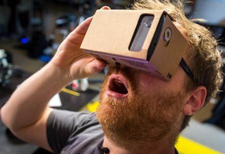 NY Times is sending out 300,000 Google Cardboard kits to digital subscribers