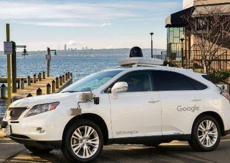 Google, Fiat Chrysler reportedly close to agreeing on self-driving car partnership