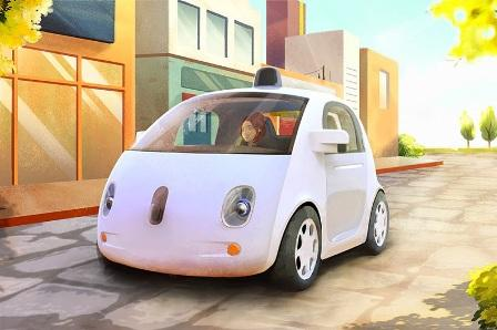 Great! Google's Self-Driving Cars are 27% Less Likely to Crash than those with Human Drivers