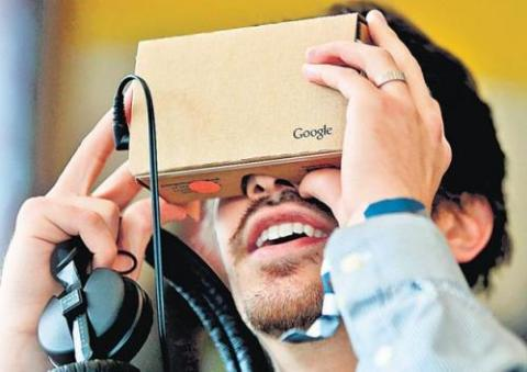 Virtual Reality now has a home in the Google Store