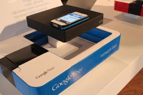 Google Fiber is sending out invites to experimental telephone service