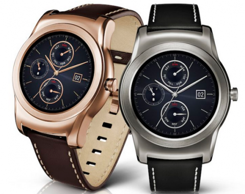 Leaked image shows Android Wear 2.0 variant in two colours