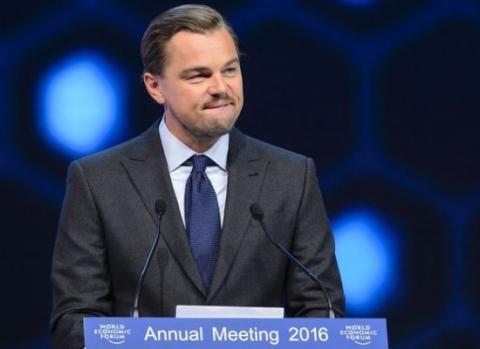 Leonardo DiCaprio Condemns Energy Industry