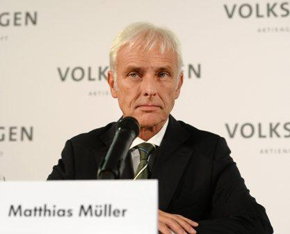 Scandal-hit VW launches a plan called 'TOGETHER - Strategy 2025'