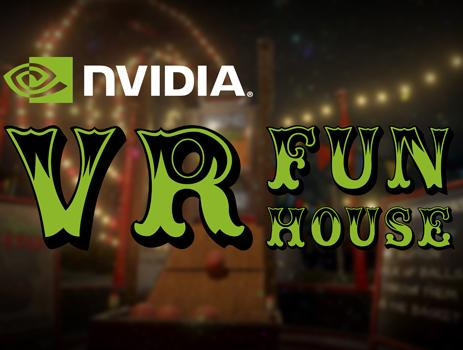 Nvidia launches its first ever video game --- VR Funhouse