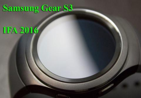 Samsung teases Gear S3 launch in its IFA 2016 invitations
