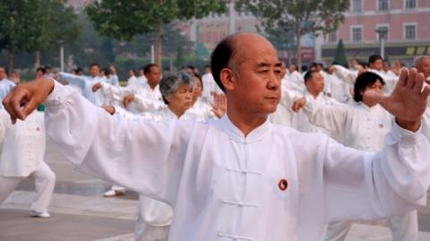 Can Tai Chi slow the aging process?