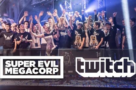 Twitch partners with Super Evil Megacorp to support Vainglory Championship