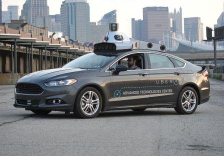 Uber's self-driving test car will hit Pittsburg streets in coming weeks