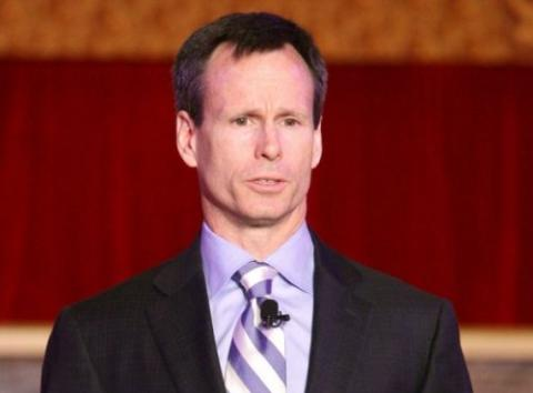 Disney's heir apparent, Thomas O. Staggs, has decided to step down
