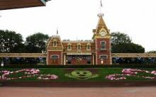 Anaheim's Disneyland