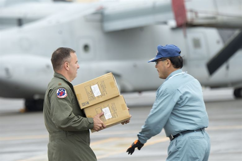 Disaster Aid Package