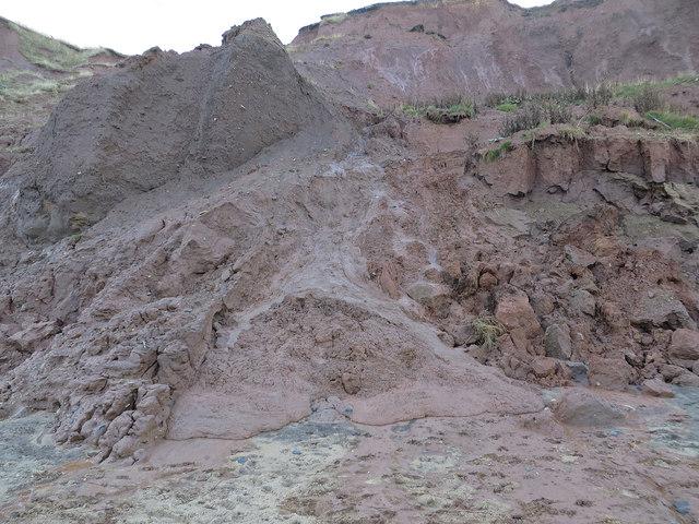 Mudslide in Montecito