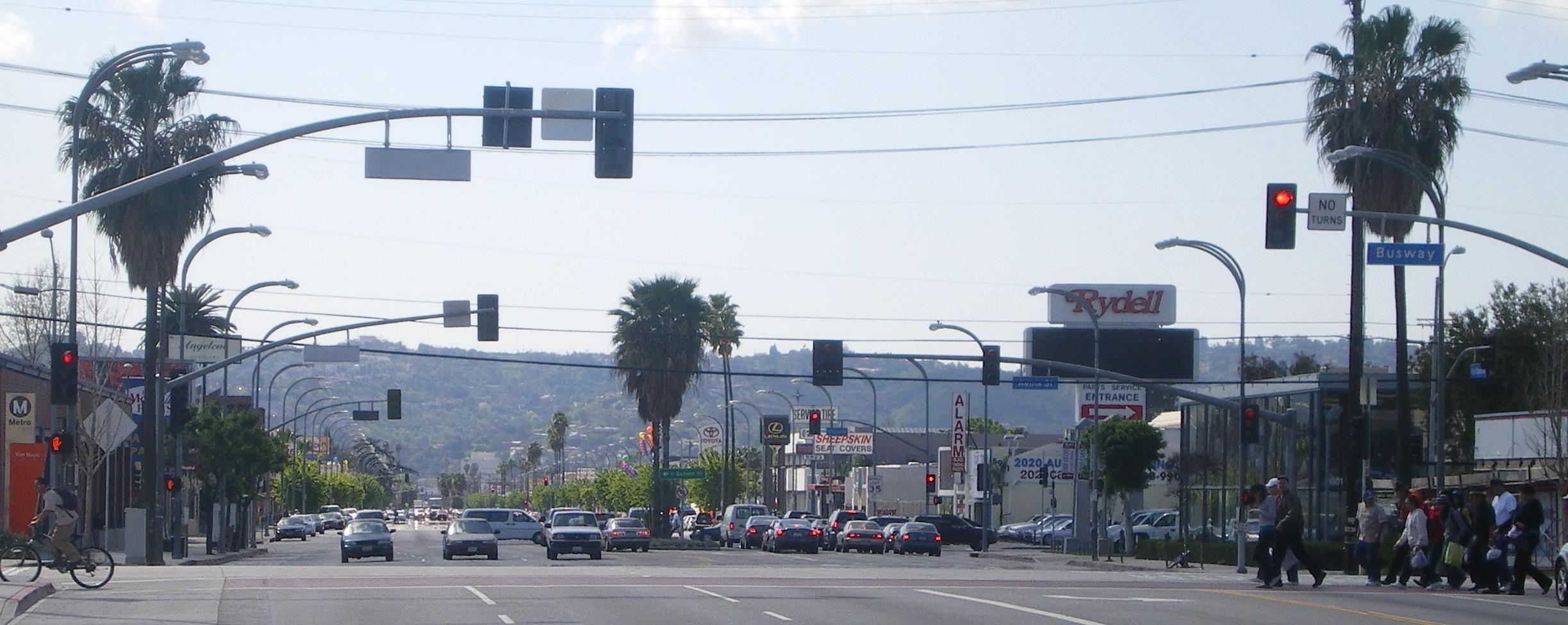 Van Nuys Boulevard