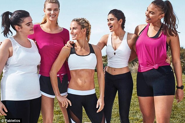 Fabletics is changing fashion industry standards and proving that beauty cannot be held to impossible standards.