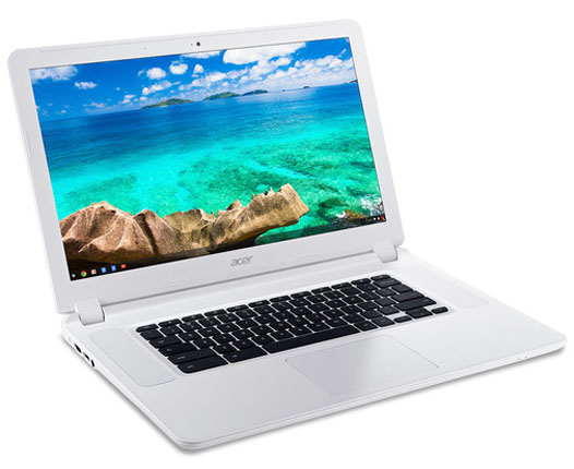 Acer launches new $199 Chromebook 15 laptop