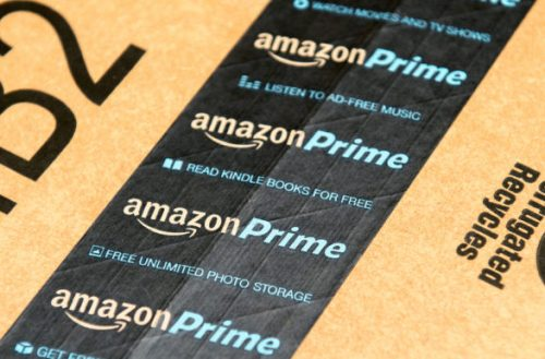Amazon UK is selling some video games only to Prime members