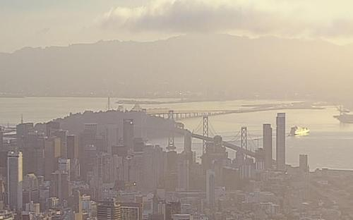 'Spare the Air Alert' to Be Effective in Bay Area