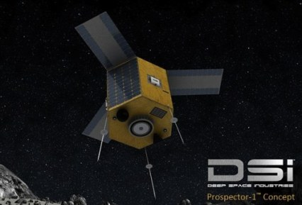 California's Deep Space Industries aims to land Robotic Lander on Near-Earth Asteroid